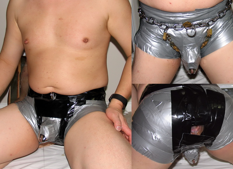 Duct Tape Chastity 5_resize.JPG