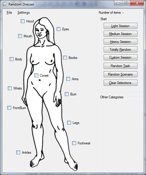 self bondage erotig app